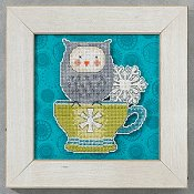 Debbie Mumm Winter Cheer Kit - Warm and Wise THUMBNAIL