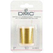 DMC Metallic Thread 284Z Gold THUMBNAIL