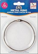 "DMC Metal Craft Rings 3"" THUMBNAIL"