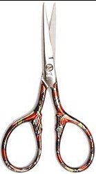 DMC Marbleized Scissors Golden Copper MAIN