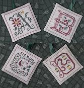 The Drawn Thread - Alphabet Ornaments One THUMBNAIL