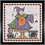 Design Works Kit - Trick or Treat THUMBNAIL