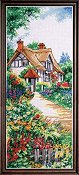 Design Works Kit - Thatched Cottage THUMBNAIL