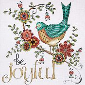 Design Works - Heartfelt - Be Joyful