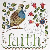 Design Works - Heartfelt - Have Faith