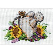Design Works Kit - Watering Can Mouse THUMBNAIL