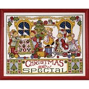 Design Works Kit - Christmas is Sew Special THUMBNAIL