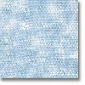 Blue Sky Dyed Fabric 14 Count THUMBNAIL