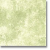 swatch of 28 Count Spring Meadow Stoney Creek Hand Dyed Fabric THUMBNAIL