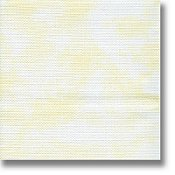 "swatch of 28 Count Sunshine Yellow Stoney Creek Dyed Fabric - 9"" x 12"""