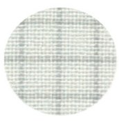 Lugana 28ct Easy Count Grid Grey / White THUMBNAIL