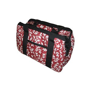 Janet Basket Eco Bag - Red Floral_MAIN