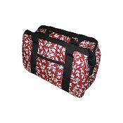 Janet Basket Eco Bag - Red Floral