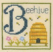 Elizabeth's Designs - B Is For Beehive THUMBNAIL