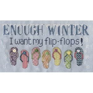 Waxing Moon Designs - Enough Winter! MAIN