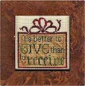 Erica Michaels - Little Bits of Wisdom - Better To Give