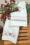Estate Kitchen Towel - White THUMBNAIL