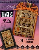 Lizzie Kate - Tingles Double Flip Series - It's Halloween & Fright Night