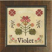 Cherished Stitches - The Fairest Flowers - March