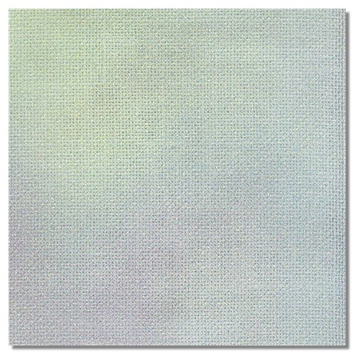 Fabric Flair Fairy Mist With Silver Sparkle Cross Stitch