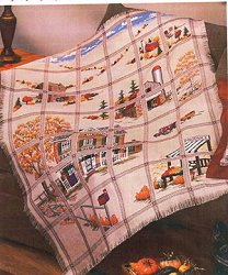 Wichelt Imports Book - Family Farm Afghan MAIN