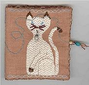 Fern Ridge Collections - And Your Point Is?  Needle Case THUMBNAIL