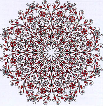 Heaven and Earth Designs - French Filigree