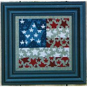 Bent Creek - Flag of Stars Kit