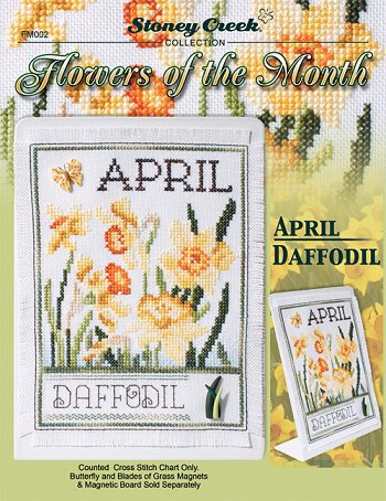 Flowers of the Month - April Daffodil MAIN