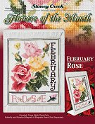 Flowers of the Month - February Rose