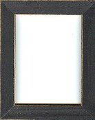 Mill Hill Wood Frame - 6x8 Matte Black