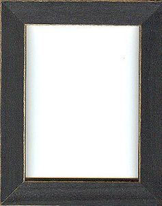 Mill Hill Wood Frame - 6x8 Matte Black MAIN