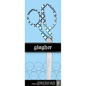 "Gingher Designer Series - Lauren 8"" Dressmaker Shears THUMBNAIL"