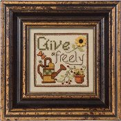 "November 2010 Pattern of the Month ""Give Freely"""