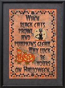 Glendon Place - Halloween Luck