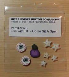 Jabco Button Pack - Glendon Place - Come Sit A Spell MAIN