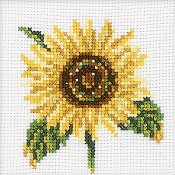 RTO Cross Stitch Kit - Sunflower