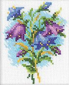 RTO Cross Stitch Kit - Bluebells