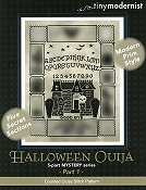 Tiny Modernist - Halloween Ouija Part 1 THUMBNAIL