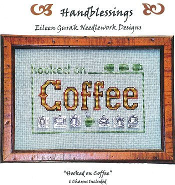 Handblessings - Hooked on Coffee THUMBNAIL