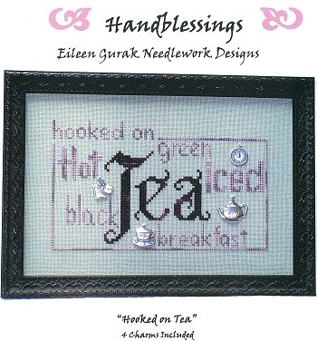 Handblessings - Hooked on Tea MAIN