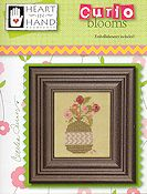 Heart In Hand Needleart - Curio Blooms THUMBNAIL