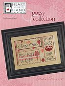 Heart In Hand Needleart - Poesy Collection
