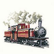 Heritage Crafts - Merddin Emrys Train
