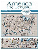 Sue Hillis Designs - America The Beautiful