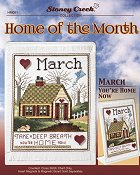 "Home of the Month - March ""You're Home Now"""