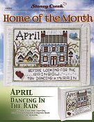 "Home of the Month - April ""Dancing In The Rain"" THUMBNAIL"