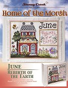 "Home of the Month - June ""Rebirth of the Earth"""