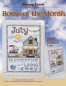 "Home of the Month - July ""Living Is Easy"" THUMBNAIL"