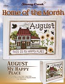 "Home of the Month - August ""My Happy Place"""